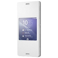 Sony Style Cover SCR24 for Xperia Z3 white