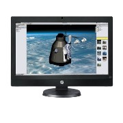 HP Z1 G2 Workstation P4C89PA#ABJ 一体型WS EIZOスタンド付(1226v3/16G/1TB/K2100M/27in/Win7Pro(10DG)