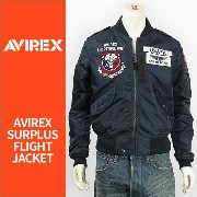 AVIREX アビレックス L-2 USAFA パッチ AVIREX L-2 U.S.A.F.A. PATCHED 6172111-86 【フライトジャケット・ミリタリー・ワッペン・送料無料】