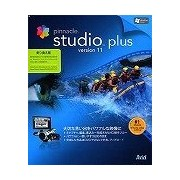 Pinnacle Studio plus version 11 乗り換え版