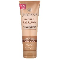 Jergens Natural Glow Revitalizing Daily Moisturizer for Fair to Medium Skin Tones 222 ml Moisturizer