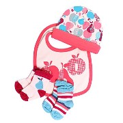 PACT(パクト) GIFT PACK BABY GIRLS 0-6MO SFA-GGP-FS0-0-6