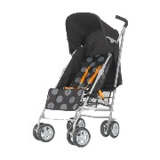 OBABY ATLAS V2 DOTS - BLACK