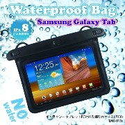 FJK ギャラクシー タブレットPC対応防塵防水ケース(IPX 8)/LMB-015s Waterproof Bag for Samsung Galaxy...