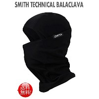 スミス SMITH BALACLAVA TECH MASK BLACK