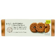 Marks & Spencer / M&S Extremely Chocolatey Milk Chocolate Mocha Rounds Made in the UK