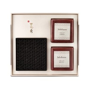 [Sulwhasoo] Herbal Soap SET (Goong-Joong Soap) 100g x 2pcs / FREE Gift Wrap![並行輸入品]