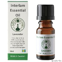 Interlam Essential Oil ラベンダー 10ml
