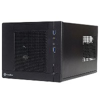 SilverStone Sugoシリーズ PCケース Mini-ITX SST-SG05BB-LITE