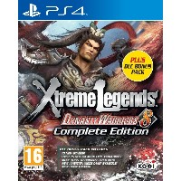 Dynasty Warriors 8 Xtreme Legends Complete Edition DLC Bonus Pack (PS4) (輸入版)