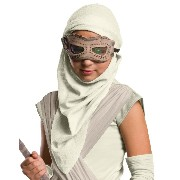 Star Wars: The Force Awakens - Girls Rey Eye Mask With Hood [並行輸入品]