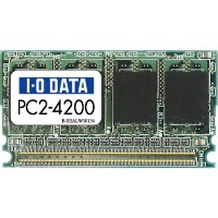 I-O DATA LDX533-512M PC2-4200 DDR2-533 Micro DIMM