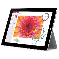 Microsoft Surface 3 Tablet (10.8-Inch, 128 GB, Intel Atom, Windows 10)(US Version imported by...