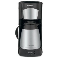 【並行輸入】Cuisinart DTC-975BKN Thermal 12-Cup Programmable Coffeemaker, Black コーヒーメーカー