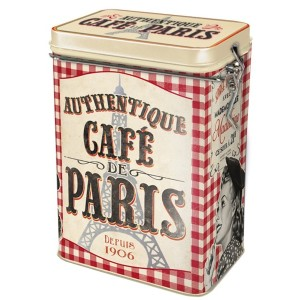 Natives coffeeストレージ缶 Café de Paris 211151