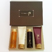 The History of Whoo Whoo SPA 4-piece Special Gift Limited Set 2015 New[並行輸入品]