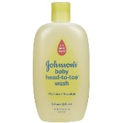 海外直送品Johnsons Head-To-Toe Baby Wash, 15 oz by Johnson & Johnson