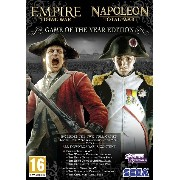 Empire: Total War Napoleon: Total War Game of the year edition (輸入版)
