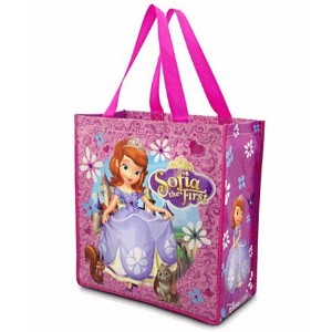 Disney(ディズニー) Sofia the First Reusable Tote ソフィアのトー トバッグ 【並行輸入品】
