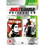 Just Cause 1 and 2 Collection (Xbox 360) (輸入版)