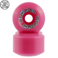 Z-FLEX ジーフレックス スケボー ウィール DOUBLE CONICAL WHEELS PINK60mm 90A NO6