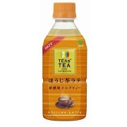 TEAs' TEA NEW AUTHENTIC ほうじ茶ラテ ホットPET 345ml ×24