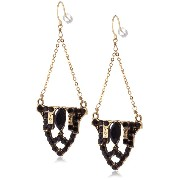 [ヨキ] Yochi Earrings YCEB1318JG