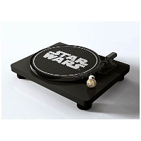 STAR WARS ALL IN ONE RECORD PLAYER(Black) /amadana
