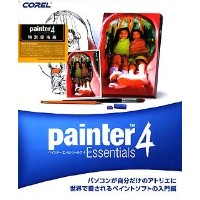 Corel Painter Essentials 4 特別優待版