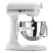 キッチンエイド(KitchenAid) KP26M1XWH Professional 600 Series 6-Quart Stand Mixer, White 並行輸入
