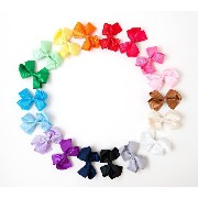 Ema Jane - Kawaii Hair Accessories & Clothing (Grosgrain Hair Bow Clips Set)