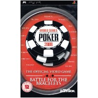 WSOP 08 battle for bracelet (PSP) (輸入版)