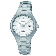 【SEIKO/腕時計】 Solar Titanium Ladies Watch [SUT199P1 ] <逆輸入品>