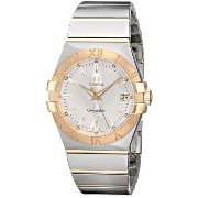 オメガ Omega Women's 123.20.27.60.02.002 Constellation Silver Dial Watch 女性 レディー...