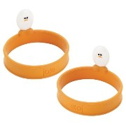 (2 Pack) Joie Round Egg Ring by J0IE [並行輸入品]