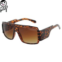 ネフ NEFF サングラス BANKS SUNGLASSES S13204TORTOISE 鼈甲 NO23