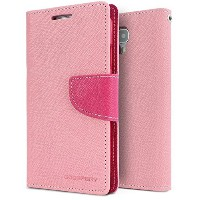 【No.900-9】【液晶保護フィルム付】【正規品】samsung docomo GALAXY S4(SC-04E)対応 sⅣ ケース MERCURY GOOSPERY FANCY DIARY...