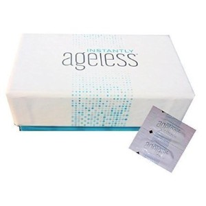 Jeunesse Instantly Ageless botox alternative anti-aging eye cream 1 box 25 Vials 並行輸入品 [並行輸入品]