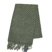(ポロ ラルフローレン)POLO RALPH LAUREN マフラー Reversible Glenplaid Scarf ロベット ヘザー Lovett Heather Glenplaid ...