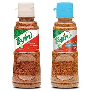 Tajin Seasoning Regular and Low Sodium Bundle (5 oz each) by Tajin [並行輸入品]
