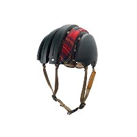 BROOKS ブルックス J.B. SPECIAL CARRERA FOLDABLE HELMET ヘルメット L GRN/RED