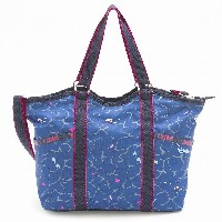 LeSportsac レスポートサック トートバッグ 9811 SMALL CARRY ALL D632 Tropical Reef [並行輸入商品]