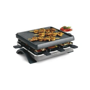 Hamilton Beach ハミルトンビーチ 31602 Raclette 8-Person Party Grill グリル [並行輸入]