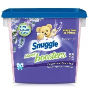 Snuggle Laundry Scent Boosters, Lavender Joy, Tub, 56 Count by Snuggle [並行輸入品]
