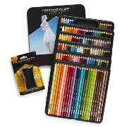 Prismacolor プリズマカラー 色鉛筆 132色 シャープナー付 Prismacolor Premier Colored Pencils132 Pack with Pencil...