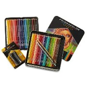 Prismacolor プリズマカラー 色鉛筆 48色 シャープナー付き Prismacolor Premier Colored Pencils 48 Pack with Premier...