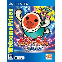 太鼓の達人 Vバージョン Welcome Price!! - PS Vita