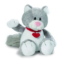 NICI Love Cat Dangling 25 cm