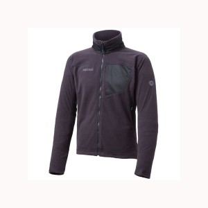 Marmot(マーモット) TREK FLEECE JACKET/(BLK)/M MJF-F5070