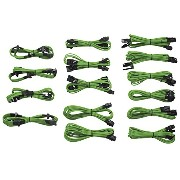 CORSAIR 専用スリーブケーブル CP-8920047 Cable Kit (GREEN)